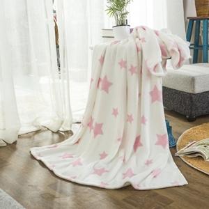print coral blanket
