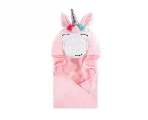 3D hooded towel