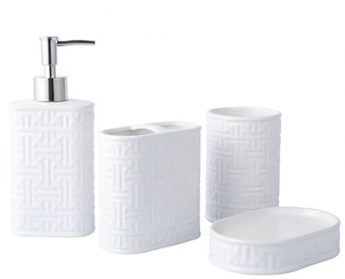 relief effect bath set